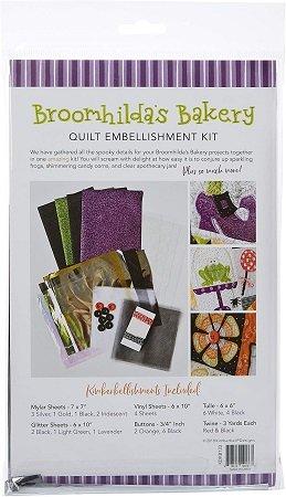 Kimberbell Broomhilda's Bakery - Embellishment Kit