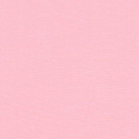 Kona Cotton - Baby Pink FQ