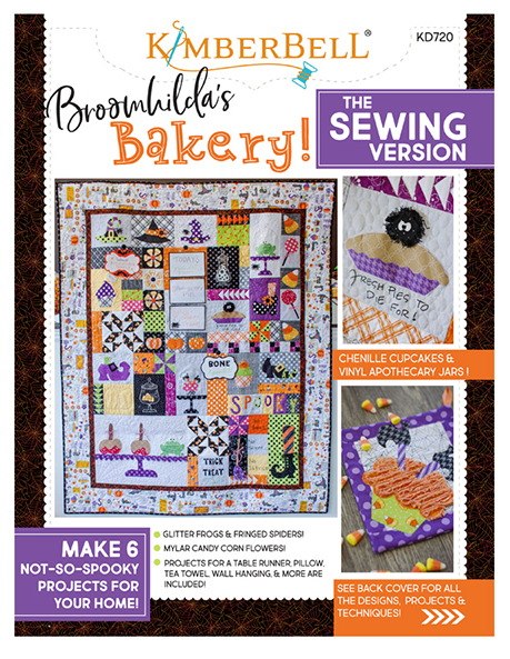 KimberBell Broomhilda's Bakery- Sewing Version