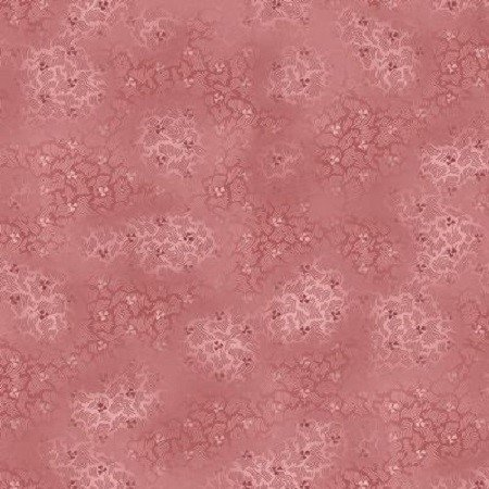 Basic Twist Small Pattern - Dusty Rose