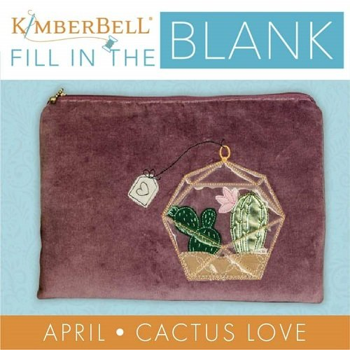 KimberBell Fill in the Blank - April