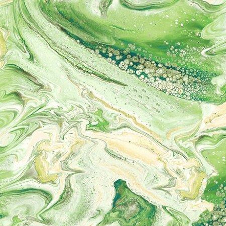 Fusion II Wave - Green