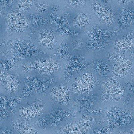 Basic Twist Small Pattern - Blue