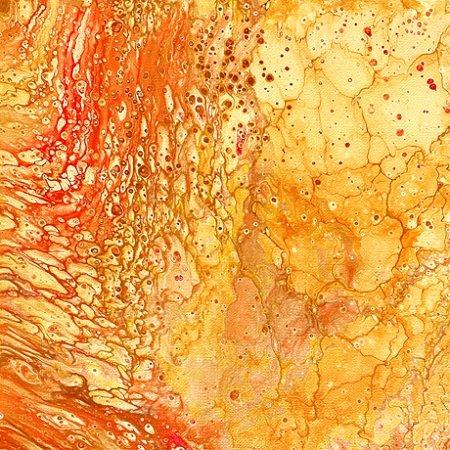 Fusion II Surge - Orange