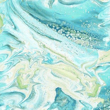Fusion II Wave - Aqua