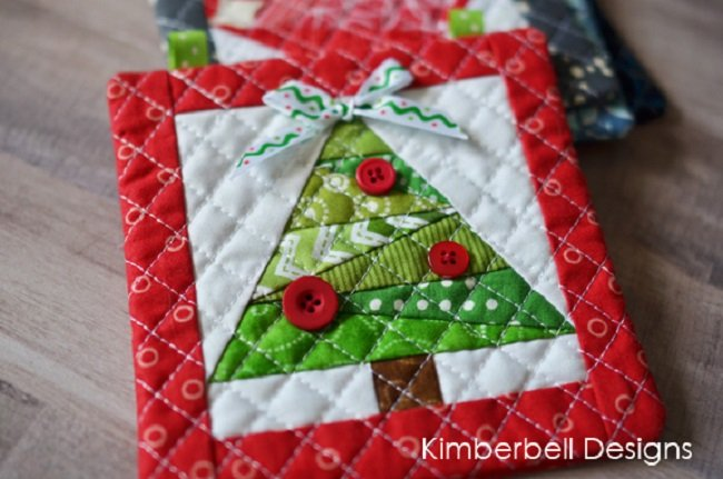 Kimberbell Embroider by Number: Trees Machine Embroidery CD
