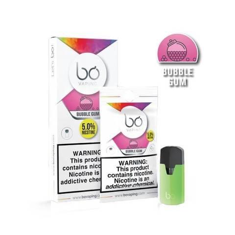 Bubble Gum Bo Caps