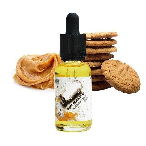 MR SALT-E Nic Salt Peanut Better Cookie - 819883020827
