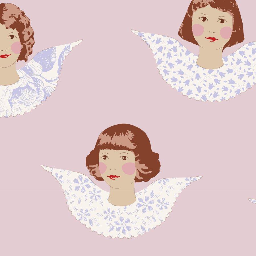 Tilda OldRose - Angel Scraps, Blush