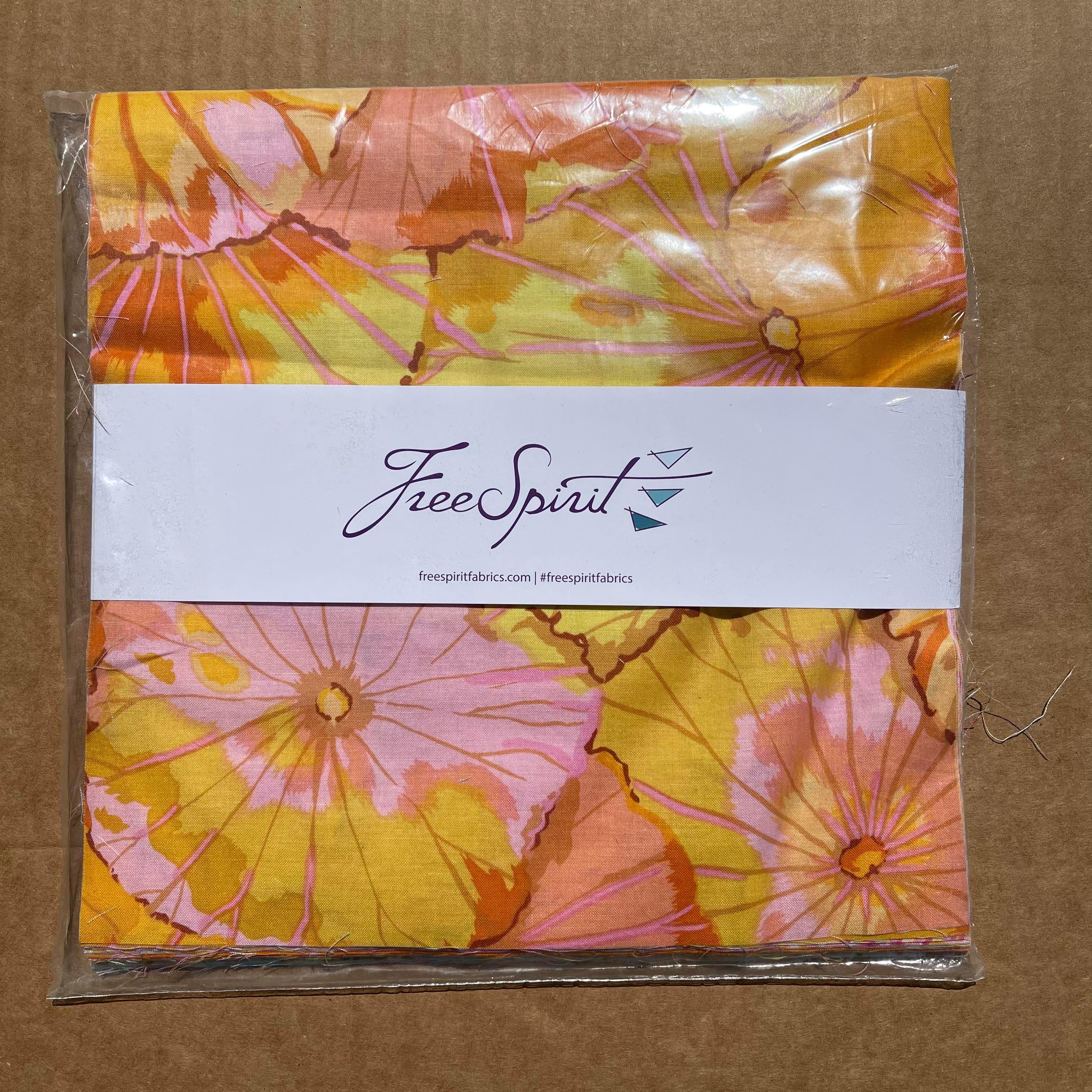 Kaffe Classics - Parakeet Layer Cake Bundle 42pc/bundle  - By Kaffe Fassett Collective For Free Spirit Fabrics