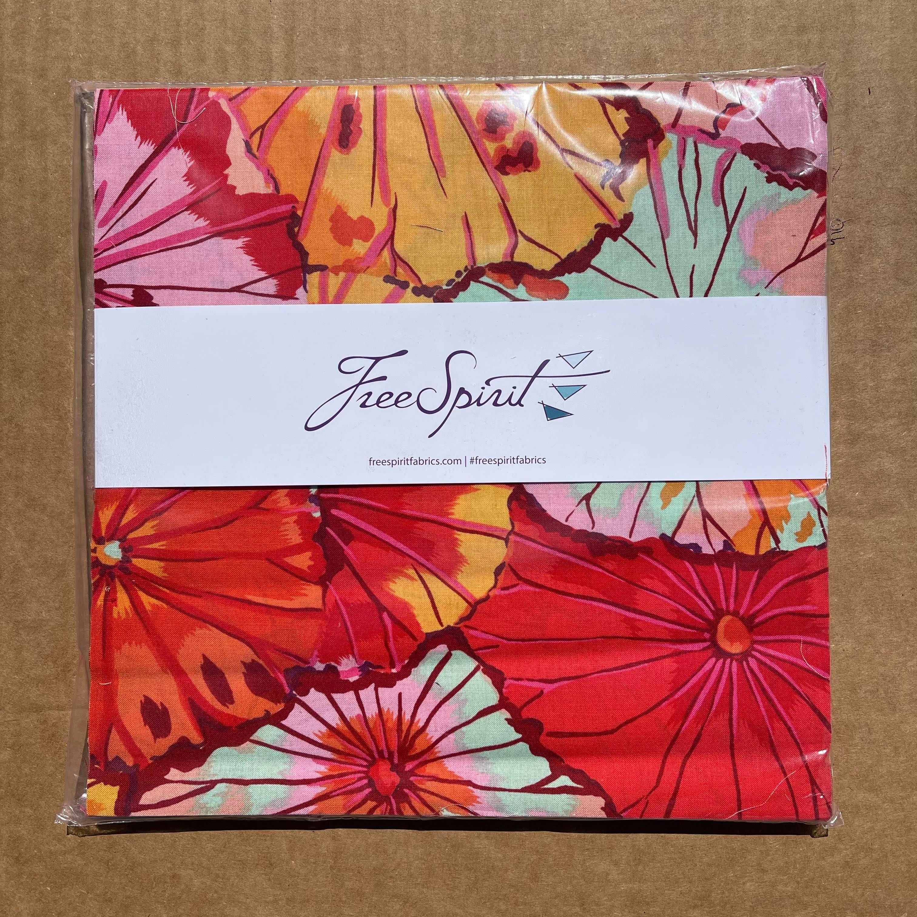 Kaffe Classics - Equator Layer Cake Bundle 42pc/bundle  - By Kaffe Fassett Collective For Free Spirit Fabrics