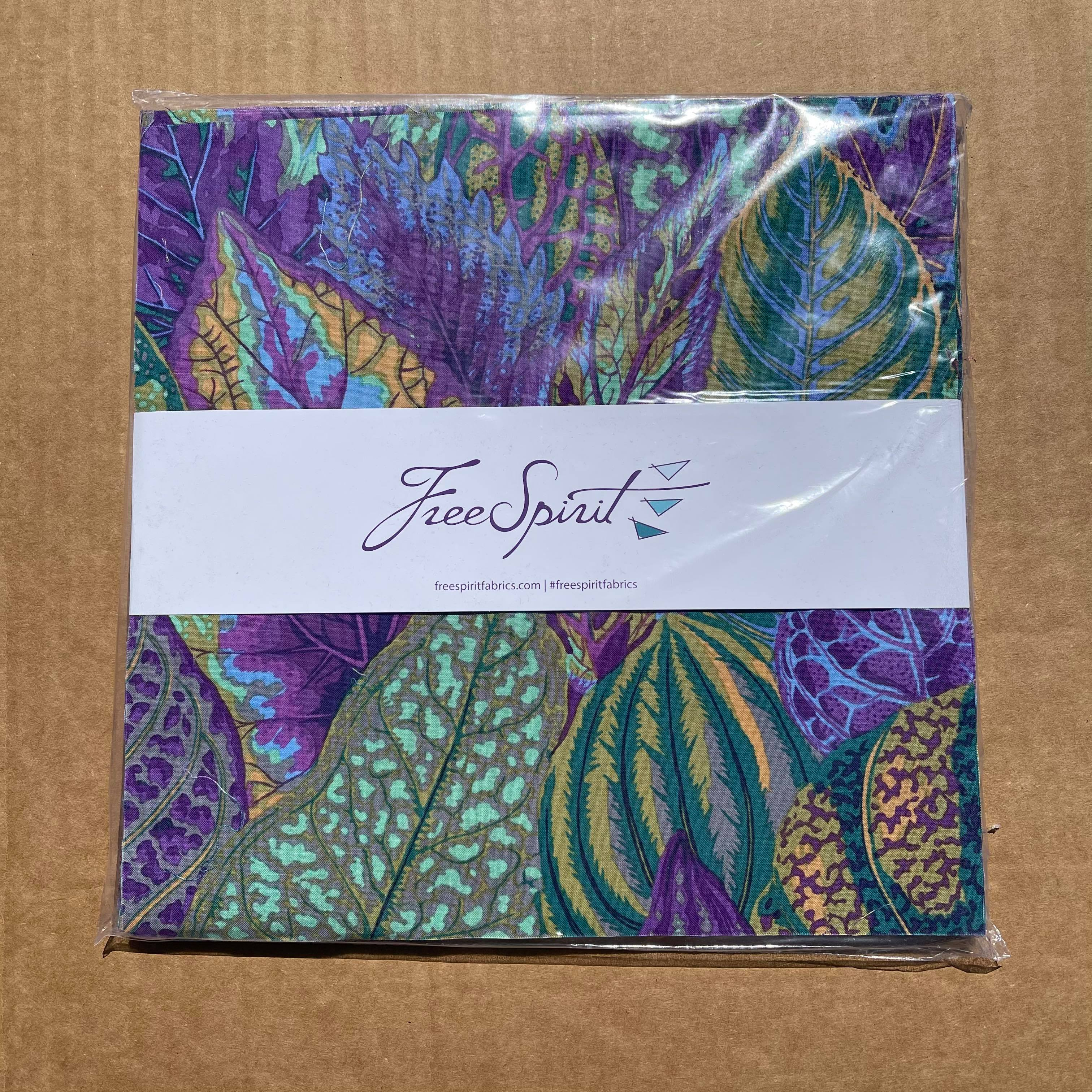 Kaffe Classics - Emperor Layer Cake Bundle 42pc/bundle  - By Kaffe Fassett Collective For Free Spirit Fabrics