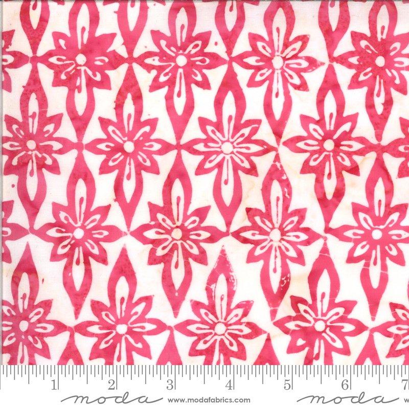 Confection Batiks - Strawberry Stella - By Kate Spain For Moda Fabrics