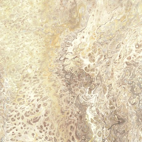 Fusion - Splash, Natural - by QT Fabrics