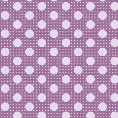 Tilda Medium Dots - Lilac