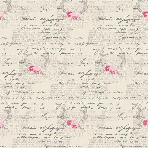 Art Gallery Fabrics Vintage Chic Capsule - Amorous Manuscript