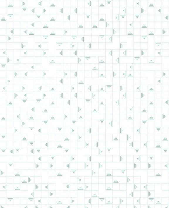 Neutrals Charm Aqua Fabric by Victoria Findlay Wolfe for RJR
