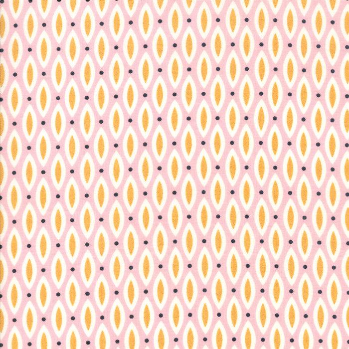 Moda Nova Enjoy Life by BasicGrey - Pinwheel Pink