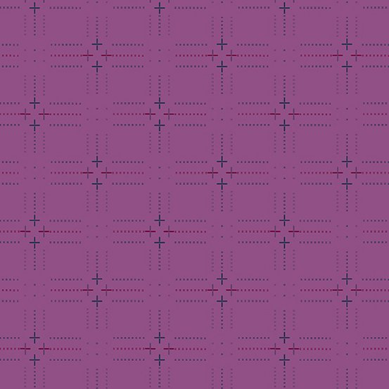 Entwine - Verbena Plus - By Giucy Giuce For Andover Fabrics