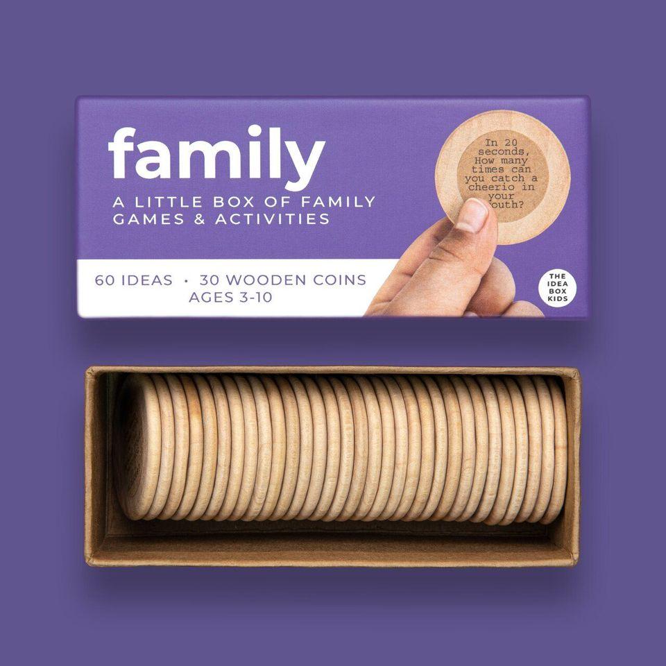 The Idea Box - Family - By The Idea Box Kids