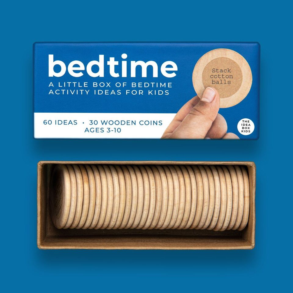 The Idea Box - Bedtime - By The Idea Box Kids