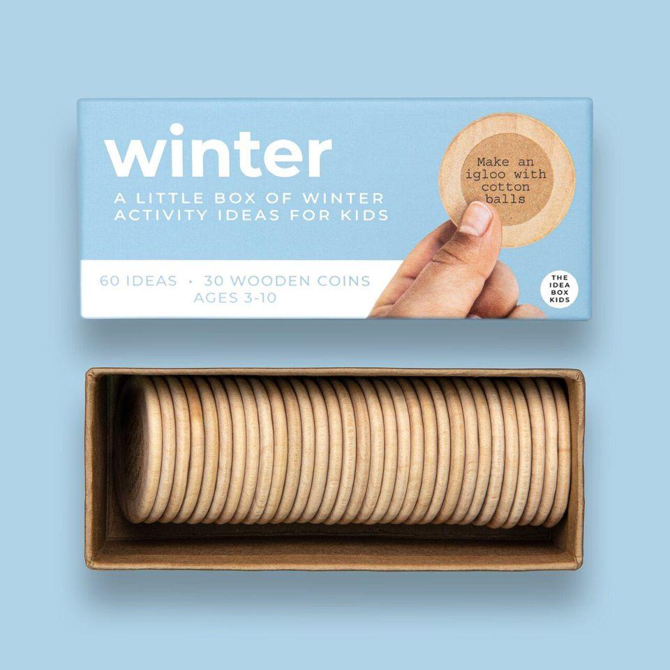 The Idea Box - Winter - By The Idea Box Kids