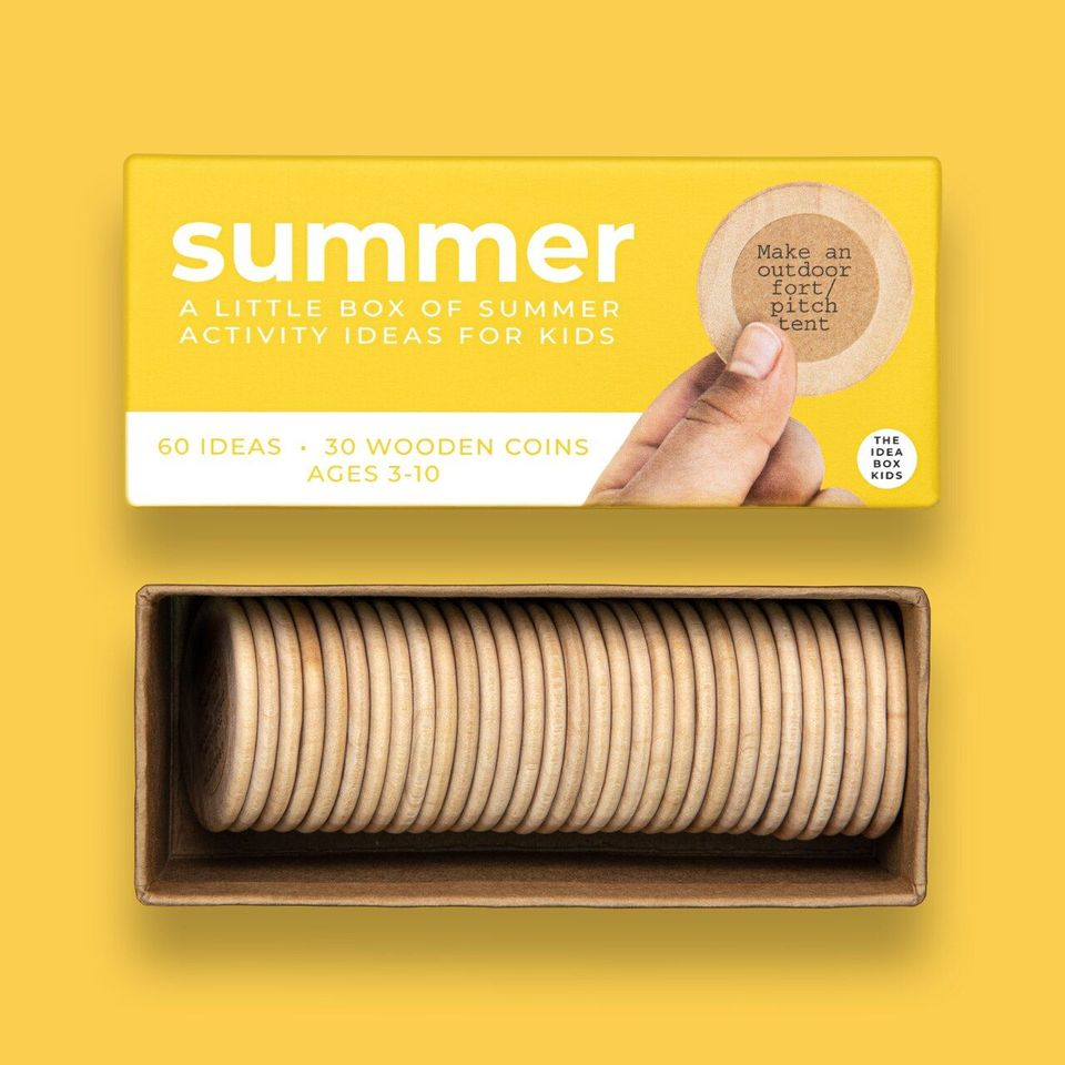 The Idea Box - Summer - By The Idea Box Kids