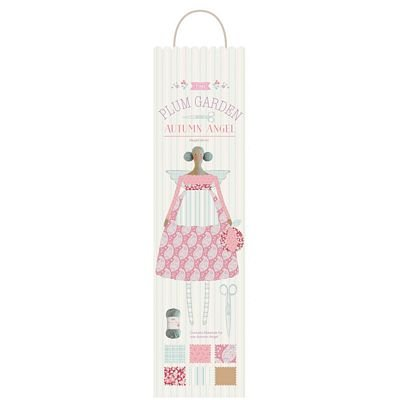 Tilda Plum Garden - Autumn Angel Sewing Kit