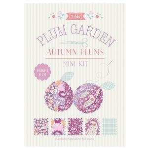 Tilda Plum Garden - Autumn Plums Mini Kit
