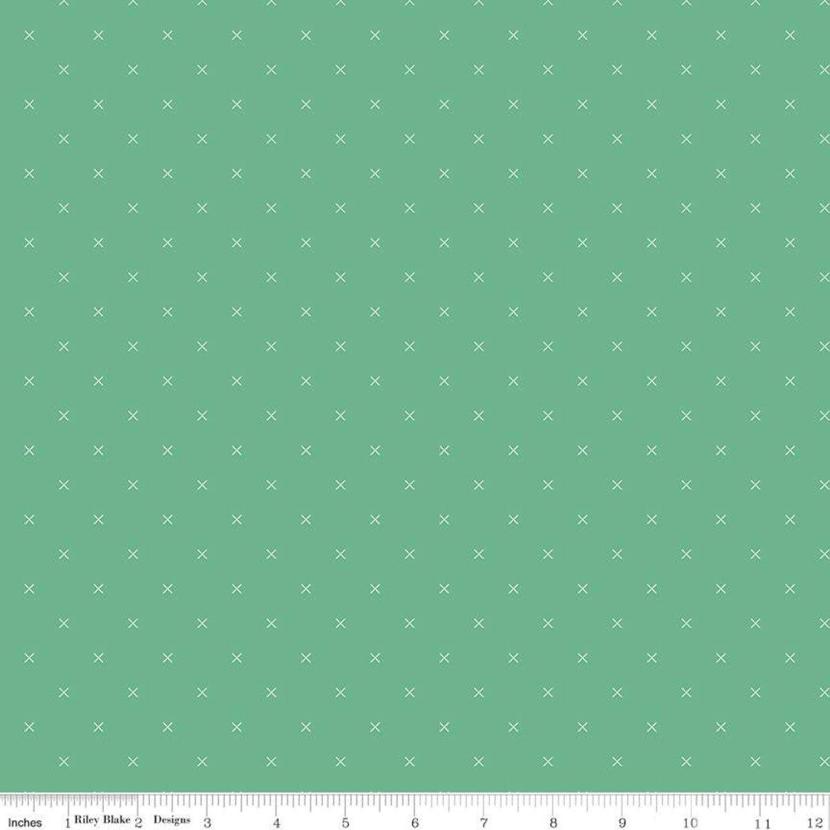 Bee Cross Stitch - Alpine Cross Stitch - By Lori Holt For Riley Blake Designs