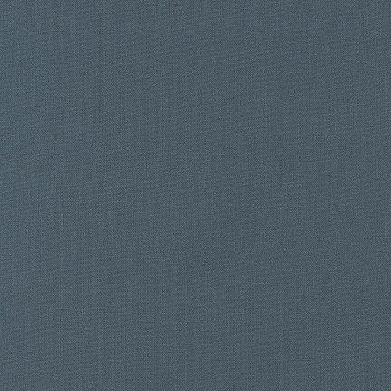Kona Cotton - Chalkboard K001-1837 Solid Fabric - by Robert Kaufman