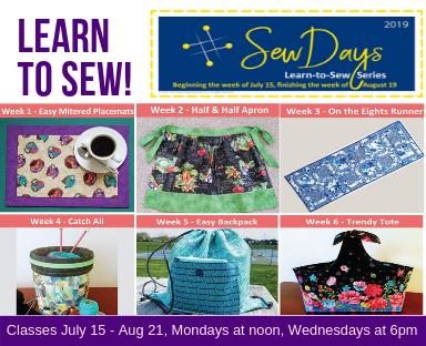 Sew Days