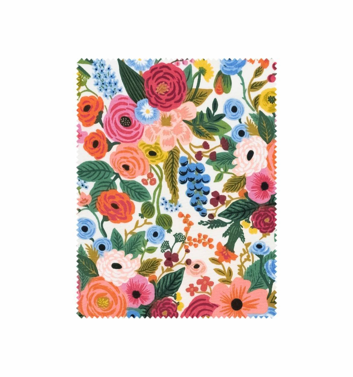 Cotton + Steel Wildwood by Rifle Paper Co - Cream Canvas Fabric