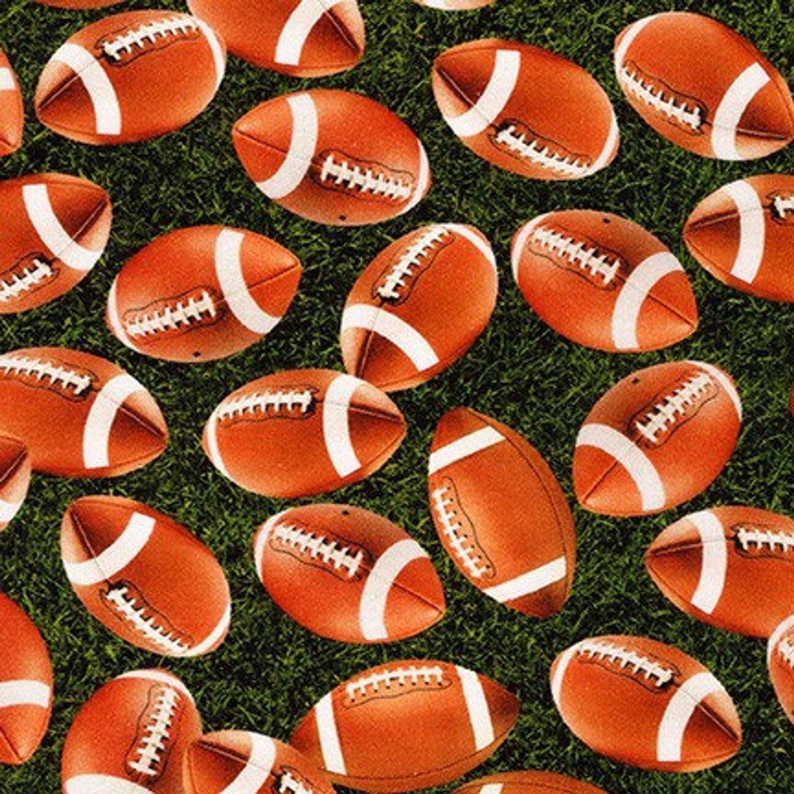 Sports Life 5 - Football Grass - By Robert Kaufman