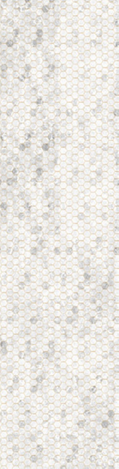 Backsplash - Gray - By Hoffman Fabrics