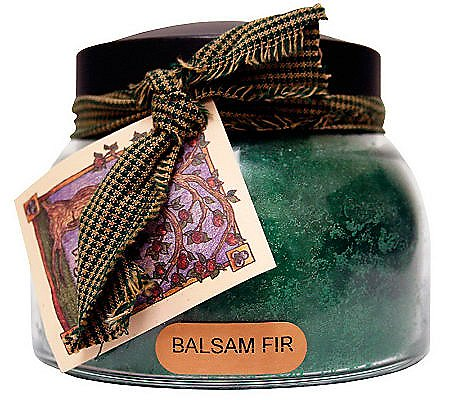 Balsam Fir Mama Jar Candle 22oz - By A Cheerful Giver