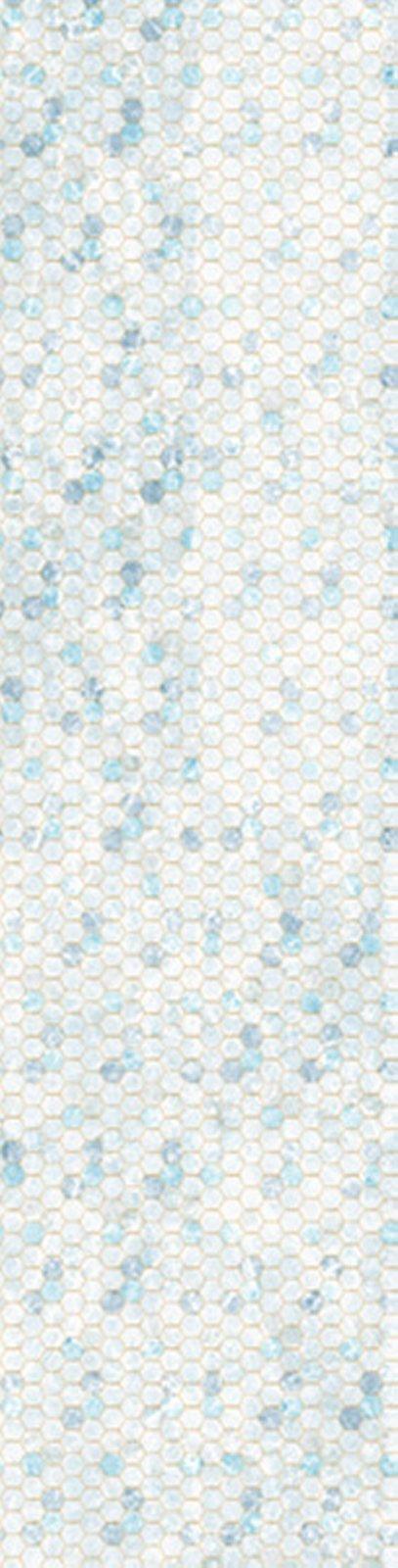 Backsplash - Ice - By Hoffman Fabrics