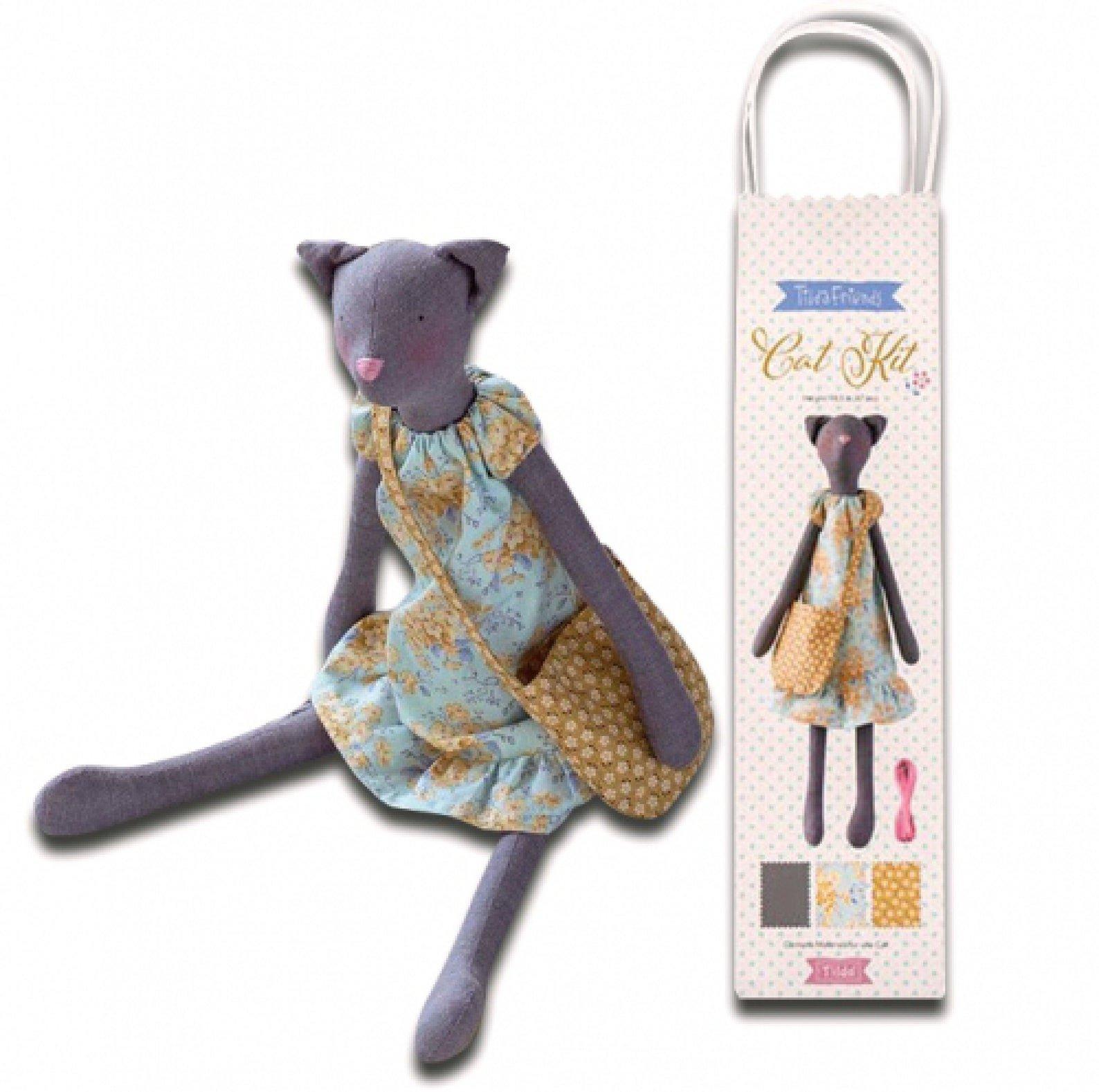 Tilda Friends- Cat Kit - By Tilda Fabrics