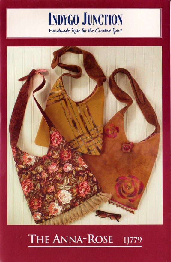 Indygo Junction - The Anna-Rose Bag Pattern