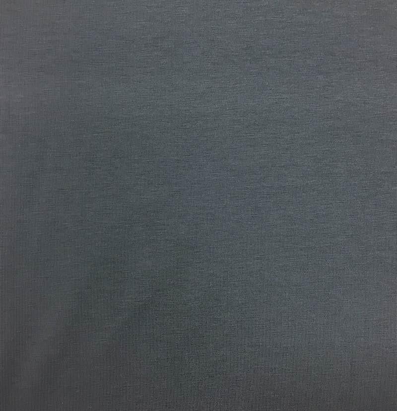 AVALANA Jersey Knit, Gray, by Stoffabrics