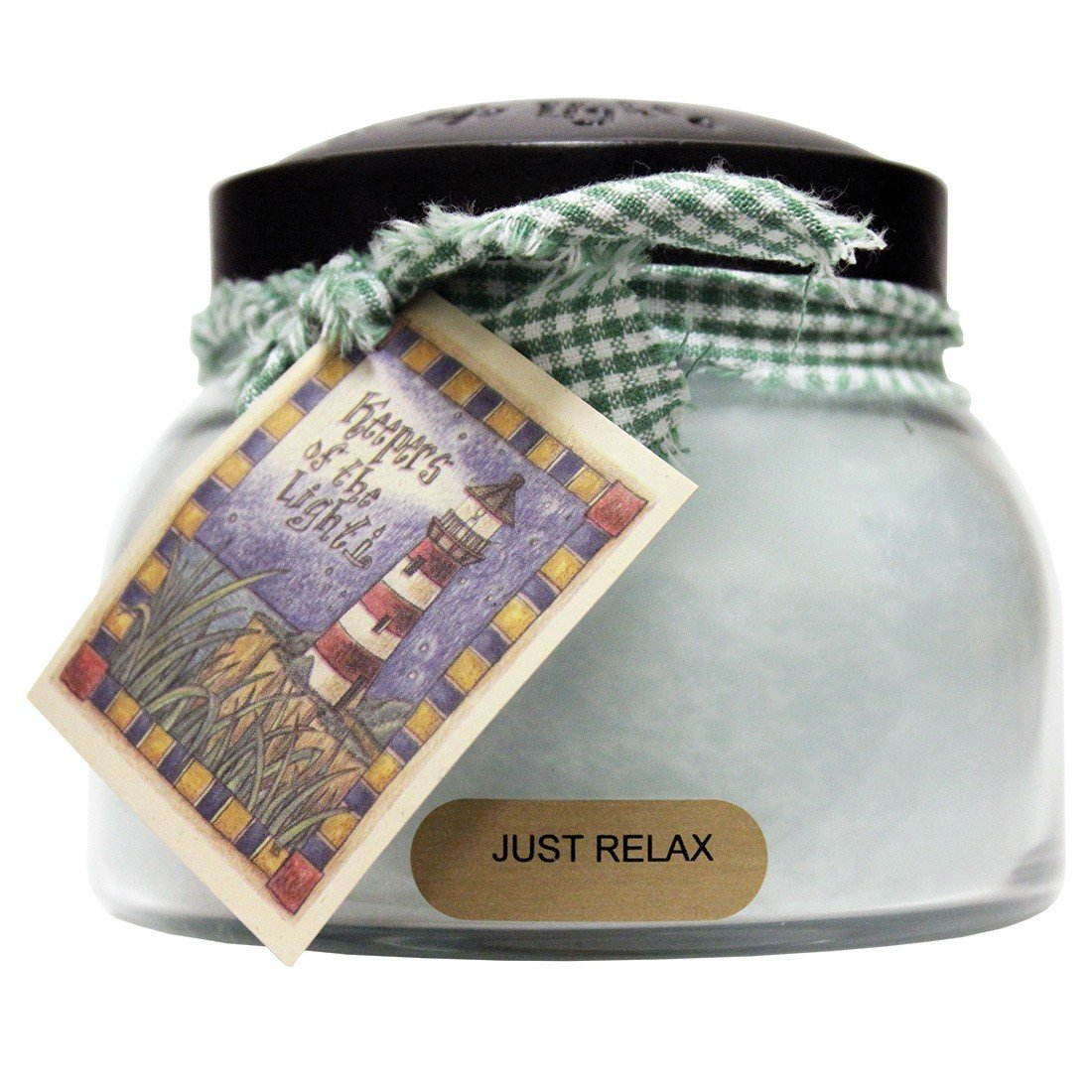 Just Relax Mama Jar Candle 22oz - By A Cheerful Giver