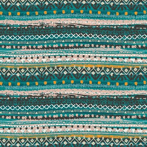 Trinkets Dreams in Knit - by Art Gallery Fabrics