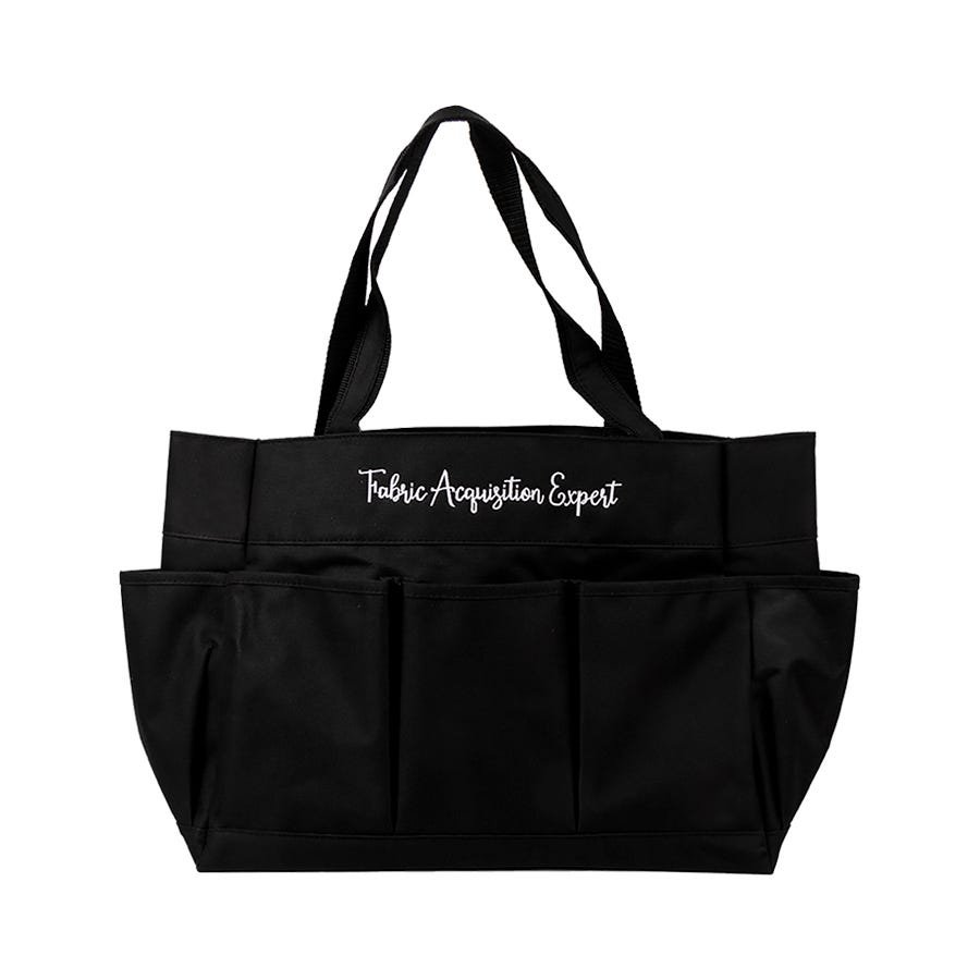 Carry All Tote - Fabric Acquisition Expert - By Wholesale Boutique
