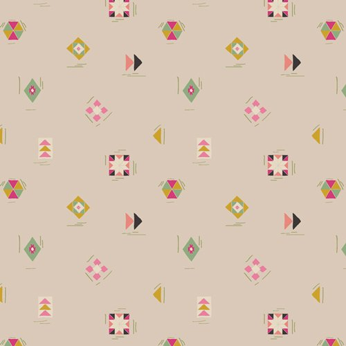 Nuncia - Let's Sew Something - by Pat Bravo for Art Gallery Fabrics