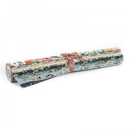Cotton + Steel Wildwood by Rifle Paper Co - Fat Quarter Bundle - Includes 21 18 x 22 FQs - Full Collection