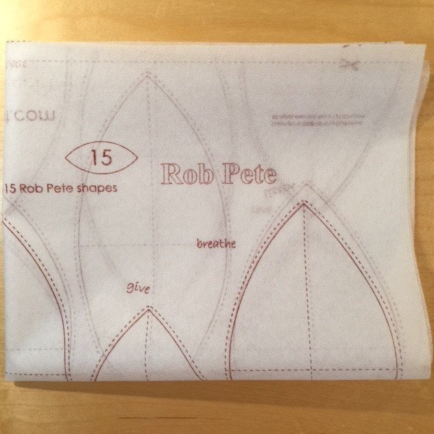 Quiltsmart Rob Pete Interfacing Panels - Sold by the Panel