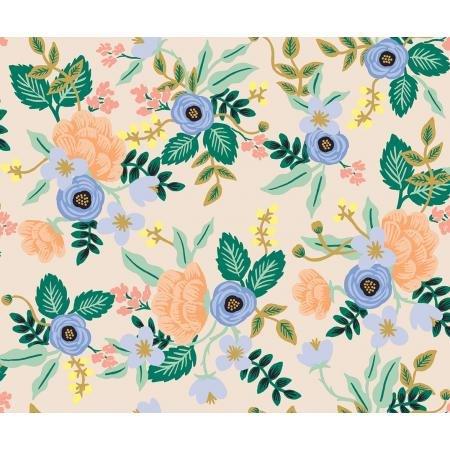Primavera - Birch, Blush - by Rifle Paper Co for Cotton + Steel