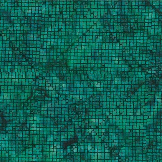 Hoffman Bali Batiks, S2305-702-Deep-Emerald - by Hoffman Fabrics