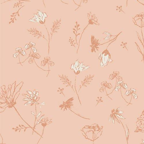 Velvet - Hillside Gust - By Amy Sinibaldi For Art Gallery Fabrics