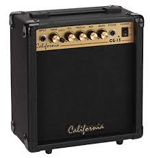 California Amp CG-15